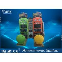 Interesting Coin Operated Racing Game Machine English Version Car For Game Center Manufactures