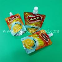 Silver Dragon Industrial Limited's top sale -  200ml juice bag and compound stand up spout pouch Manufactures