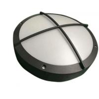 Motion Sensor Bulkhead Wall Light With Wire Guard CRI>80 Osram Chip 270*270*90mm Manufactures