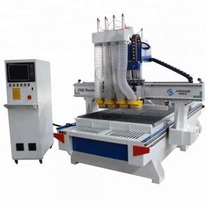 China 1325 ATC CNC Wood Cutting Machine , Woodworking Engraving Machine AC380V/50HZ on sale