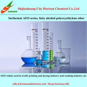 China dispersing agent fatty alcohol ethoxylate AEO CAS:9002-92-0 on sale