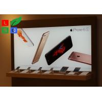 Backlit Led Frameless Fabric Light Box For Shop Display , Low Power Consumption Manufactures