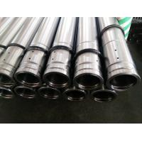 Quality Precision ST52 Hollow Round Bar Hard Chrome Plated Rod Tempered with ISO9001:2008 for sale