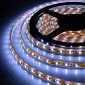 Good heat dissipation white waterproof IP65 72W / 5 Meter flexible strip lights Manufactures