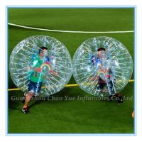 Wholesale New Design Inflatable Bumper Ball,Loopy Ball,Human Bubble Ball(CY-M2729) Manufactures