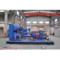 Customized Gas / Diesel Engine CNG Refueling Compressor CFA32 Manufactures