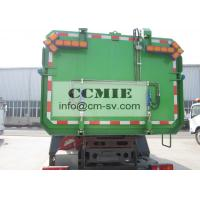 High Way Sweeping And Spraying Road Sweeper Truck  with 5600L Water Tank Manufactures