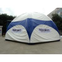 Commercial Colorful Oxford Cloth Inflatable Party Tent Temporary Shelter Manufactures