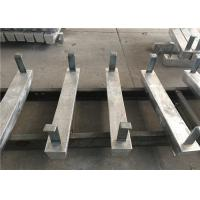 Aluminum sacrificial anode for jetty piles pier content Al-Zn-In alloy Manufactures