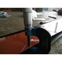 Quality Prepainted Galvanized color coated Steel Coil For Producing Sandwich Steel Panels width below 1250mm for sale