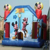 Quality Kids Outdoor Small Inflatable Sports Games Commercial Bouncer For Amusement Park for sale