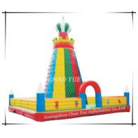 Inflatable Rock Climbing with Slide Bouncer, Inflatable Big Bouncer (CY-M2056) Manufactures