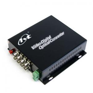 1-channel Digital Video Optical Converter (transmitter & receiver) Manufactures