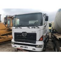 Manual Transmission Used Dump Truck Hino Truck 700 6x4 8x4 2010 Year Manufactures