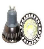 CE&RoHS Dimmable 3w COB chip GU10 LED spotlight Manufactures