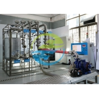 ISO9906 Water Pump Comprehensive Performance Test System 0 - 3000 Rpm Manufactures