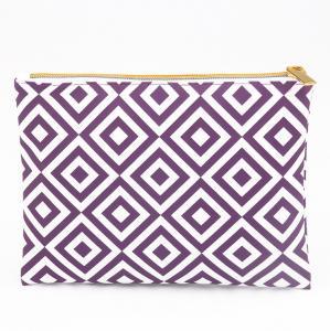 Buy cheap Custom Printed Promotional Cosmetic Bags Makeup Bags Toiletry Bags from wholesalers