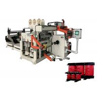 China Low Voltage Dry Type Transfomer Foil Winding Machine for 600mm Width Copper Strip on sale