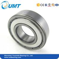 Reliable anti - wear single row ball bearings , high speed ball bearing 6002 for roller skate Manufactures