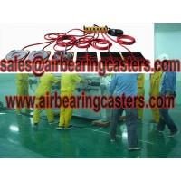 Air bearing casters is the best options for moving heavy objects Manufactures