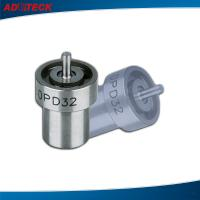 High performance SD Fuel Injector Nozzle for passenger buses DN OSD 126 / DLLA124S1001 Manufactures