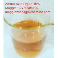 Factory Pirce Compound Amino Acid Liquid 40% for Organic Agricultural use Manufactures