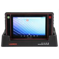 Launch X431 PAD II Tablet Diagnostic Computer Launch X431 Scanner Support WIFI With 2 Years Warranty Update Online Free Manufactures