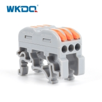 Buy cheap Fire Resistant Universal Terminal Block Plug - In Electrical Wire Connector from wholesalers