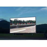 Double Sided SMD1921 6500CD P3 LED Advertising Billboard Manufactures
