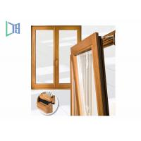 Buy cheap Powder Coating Aluminium Tilt and Turn Window / Draft - free ventilation from wholesalers