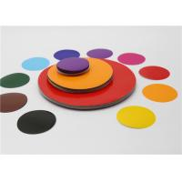 Certified Gummed Paper Circles Assorted Size for School Handwork Manufactures