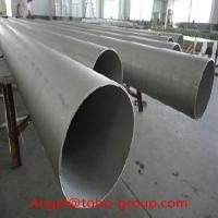 Nickel Alloy seamless Pipe ASTM B730 Nickel 625 Alloy 625 24 inch steel pipe Manufactures
