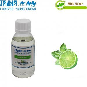 Xi'an Taima USP Grade Lemon Mint Flavor E Liquid Flavor Concentrate Manufactures