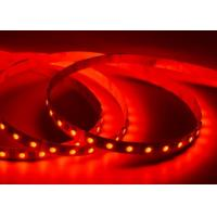 24v 12v Dc Led Flexible Strip Lights Rgbw Ip20 14.4w 5 Meters In One Roll Manufactures