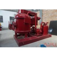 APZCQ Vacuum degasser for different well drilling mud process at Aipu solids Manufactures