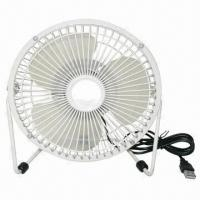 6-inch USB Mini Fan, Made of Steel, Very Strong and Good Quality Manufactures