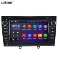 MP3 MP4 USB SD Rear Camera Peugeot 308 Dvd Player Built - In Radio Tuner Manufactures