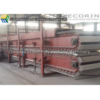 China Soft Surface Polyurethane Sandwich Panel Machinery With Wind Circulating 20°C - 60°C on sale