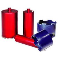 China High quality diamond core drill for stone and concrete processing on sale