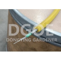 DC Tubing Encapsulation Cable with Tinned copper stranded conductor,F46 Insulation ,316L tube ,detective cable Manufactures
