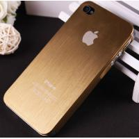 Quality Titanium cell phone case for iPhone JS001 Cover Protection Case for sale
