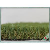 Home Garden Artificial Turf Decorative Fake Grass 35 mm Height Manufactures