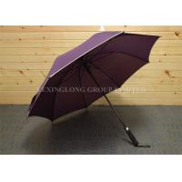 Promotional Oversized Windproof Golf Umbrella That Can Withstand Wind 8 Panels Manufactures