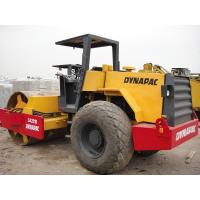 Dynapac CA25D Second Hand Road Roller Year 2006 10 Ton Compact Power Manufactures