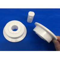 High Fracture Toughness Zirconia Ceramic Roller Pulley with Ceramic Shaft Manufactures