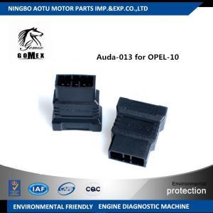 Car Diagnostic Equipment OPEL - 10 Engine Diagnostic Tool Adapters Auda- 013 Manufactures