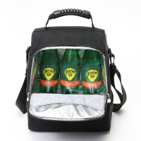 Buy cheap 600D Heather Polyester Lunch Cooler Bag from wholesalers