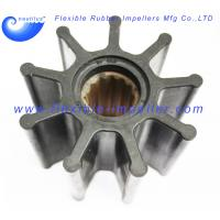 Raw Water Pump Flexible Rubber Impeller Replace Jabsco Impeller 836-0003 Manufactures
