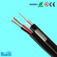 Siamese cable best price rg59+2c coaxial cable with power cable for cctv Manufactures
