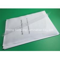 Quality High Transparency 170 Mic PVC Binding Covers A3 Accurate Size Without Any Deviation for sale